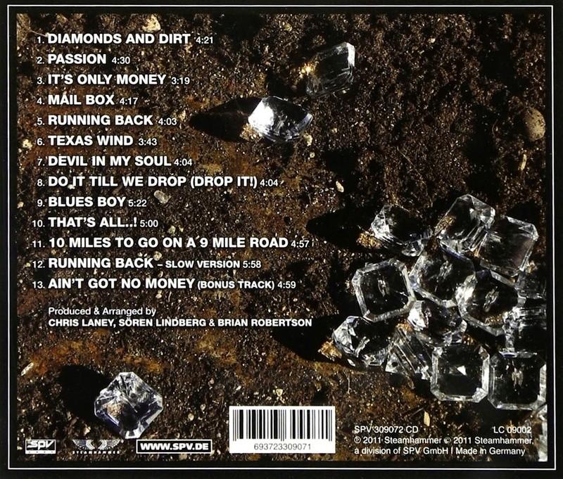 Coup de projo sur un album solo Back10