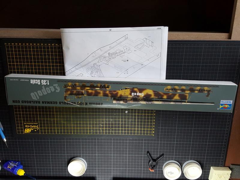 """K5 (E) Krupp 280mm """"LEOPOLD"""" (En cours!!!) - Page 2 20171967"""