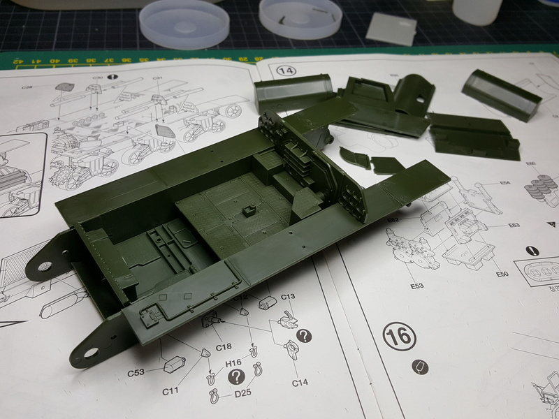 """K5 (E) Krupp 280mm """"LEOPOLD"""" (En cours!!!) - Page 7 20180128"""