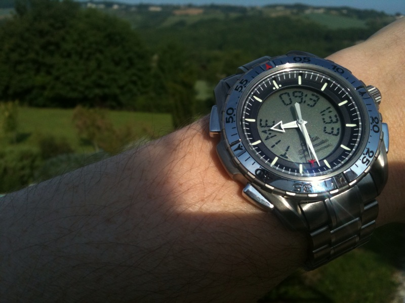 FEUX de vos montres en titane! Photo10