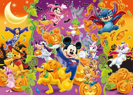 Halloween chez Disney 49058215