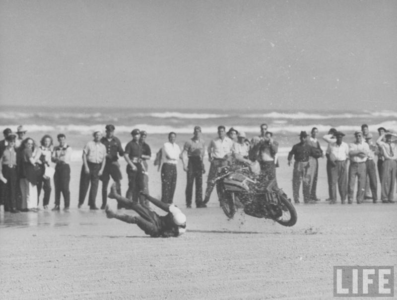 DAYTONA BEACH, A LA BELLE EPOQUE... 0a2be610