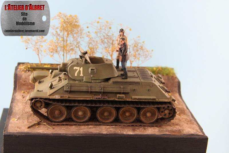 1/35 T-34/76 Mod 40 -Dragon 161610