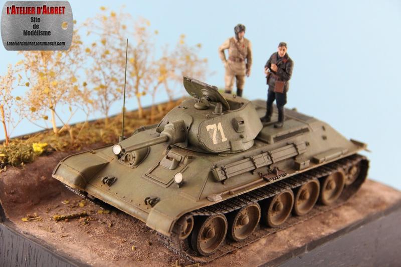 1/35 T-34/76 Mod 40 -Dragon 161710