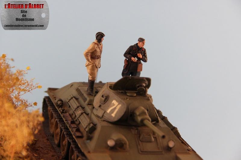 1/35 T-34/76 Mod 40 -Dragon 162010