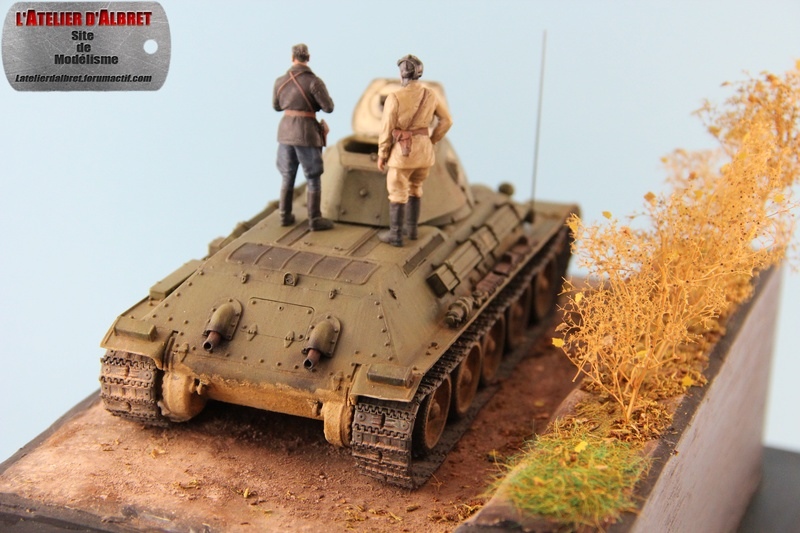 1/35 T-34/76 Mod 40 -Dragon 162210