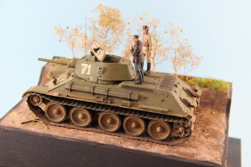 1/35 T-34/76 Mod 40 -Dragon 162310