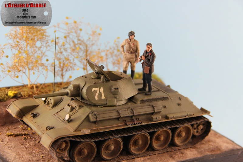 1/35 T-34/76 Mod 40 -Dragon 162410