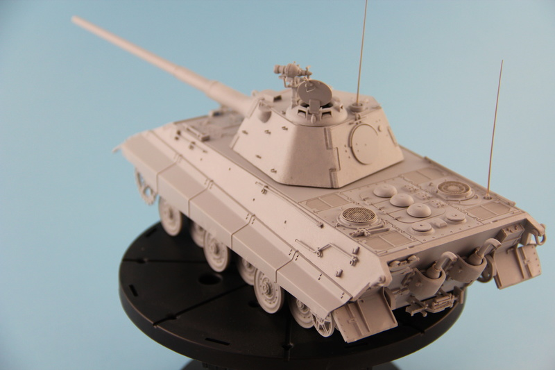 1/35 E-50 Trumpeter Img_1635