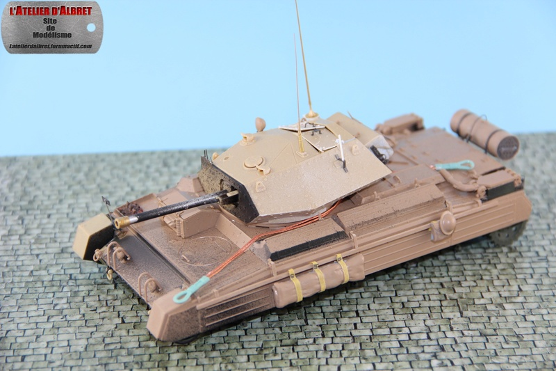 1/35 Crusader Mk III Italeri 219 Img_1661