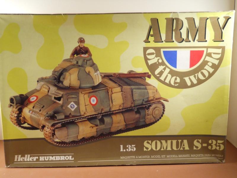 Somua S-35 , Heller 1/35 Somuas10