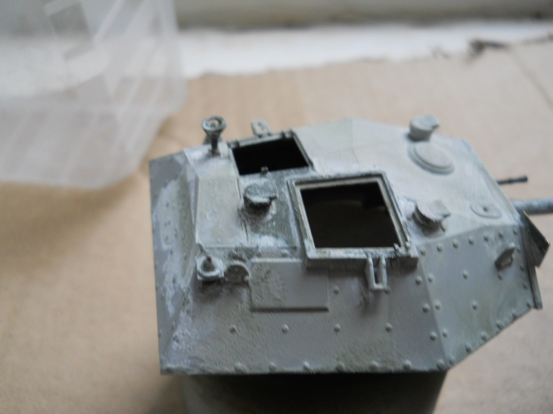 1/35 Staghound Mk III -Bronco Stag2110