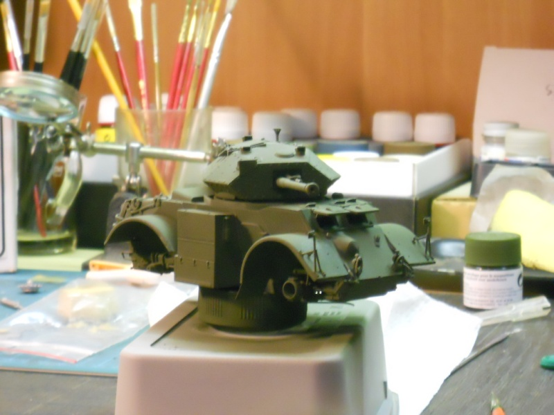1/35 Staghound Mk III -Bronco Stag2910