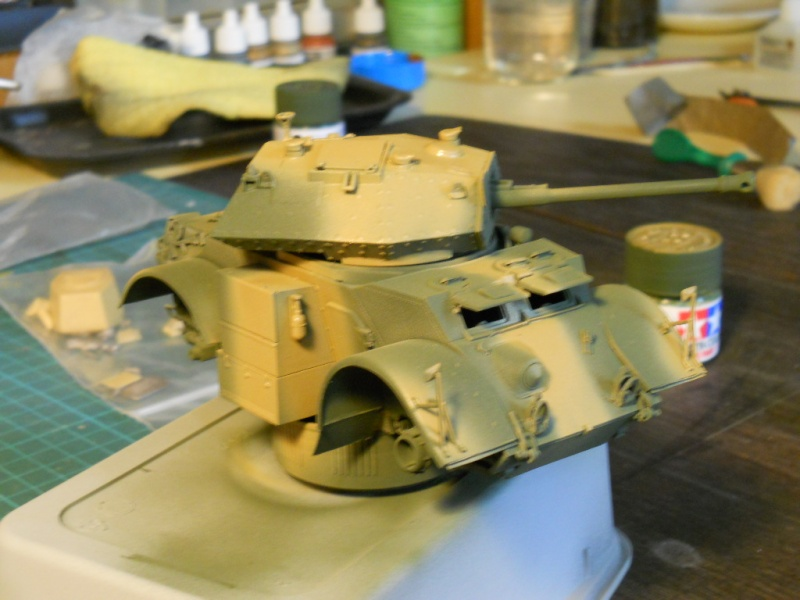 1/35 Staghound Mk III -Bronco Stag3010