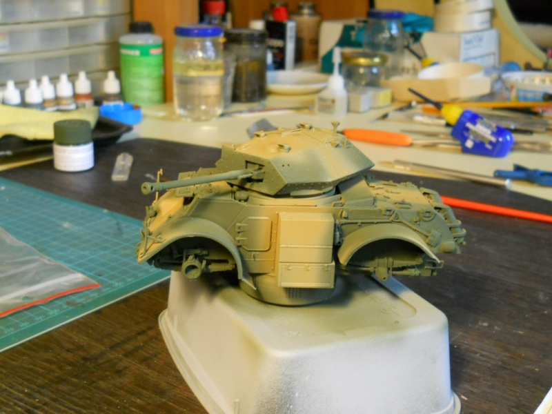 1/35 Staghound Mk III -Bronco Stag3310