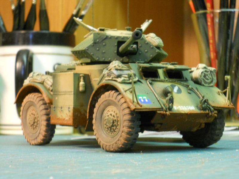 1/35 Staghound Mk III -Bronco Stag3410