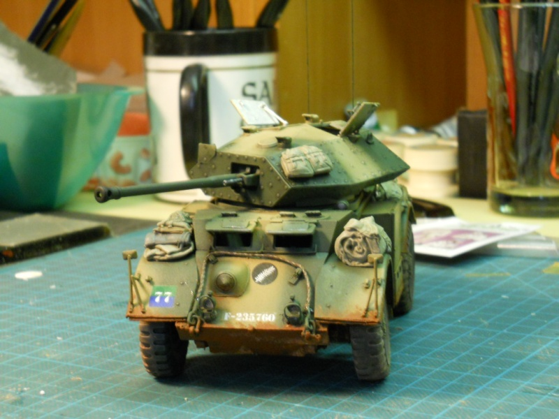 1/35 Staghound Mk III -Bronco Stag3710