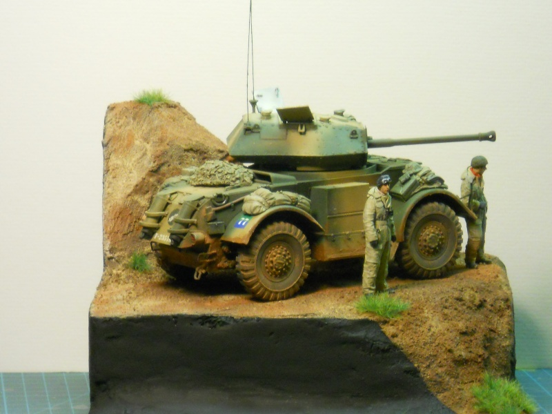 1/35 Staghound Mk III -Bronco Stag3810