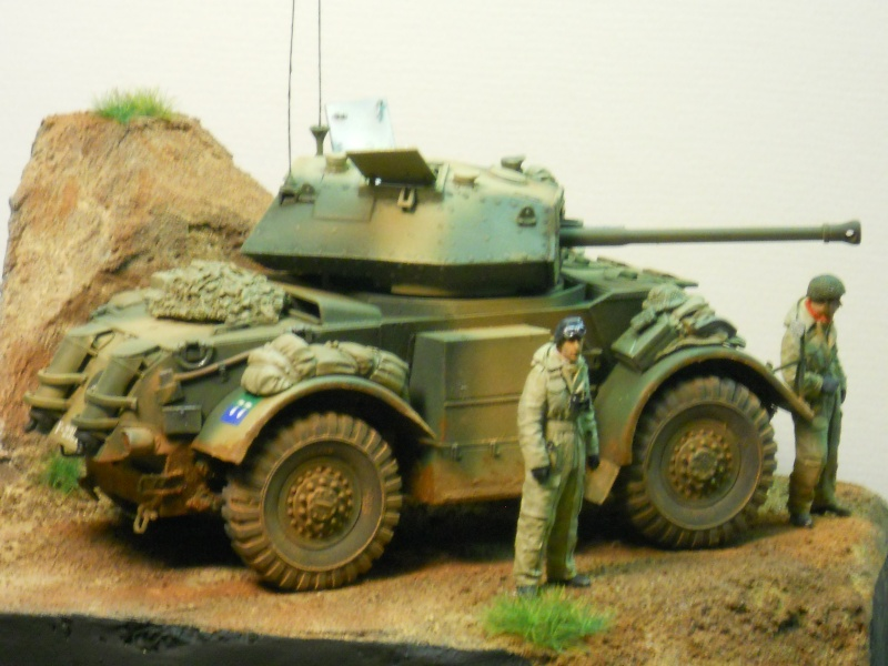 1/35 Staghound Mk III -Bronco Stag3910