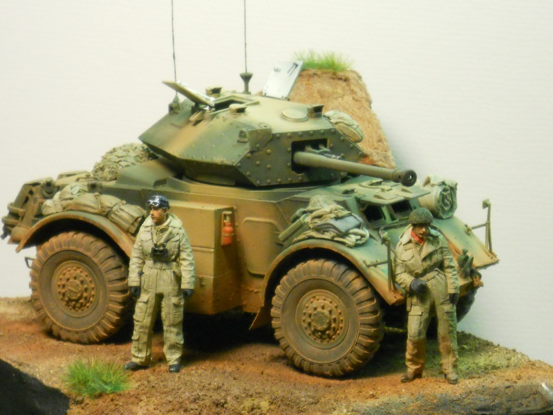 1/35 Staghound Mk III -Bronco Stag4010