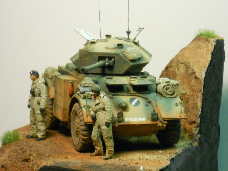 1/35 Staghound Mk III -Bronco Stag4110