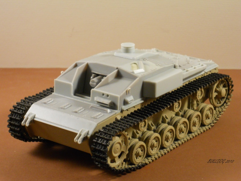 Stug III AusF F , 1/35 Dragon - Page 4 Stg3f024