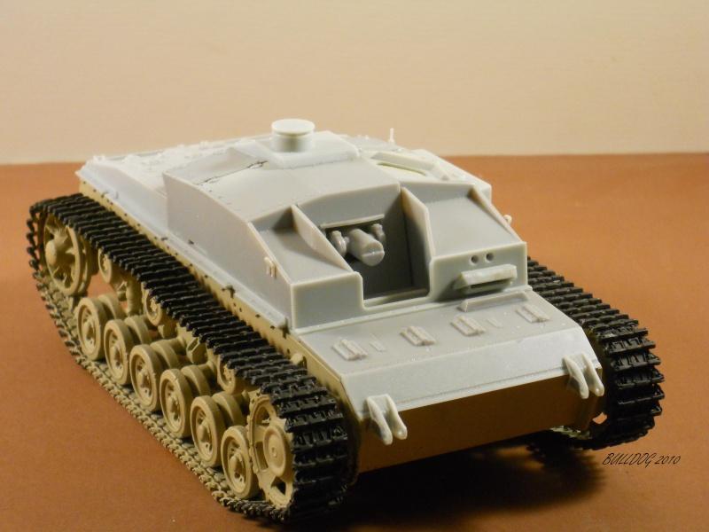 Stug III AusF F , 1/35 Dragon - Page 4 Stg3f025