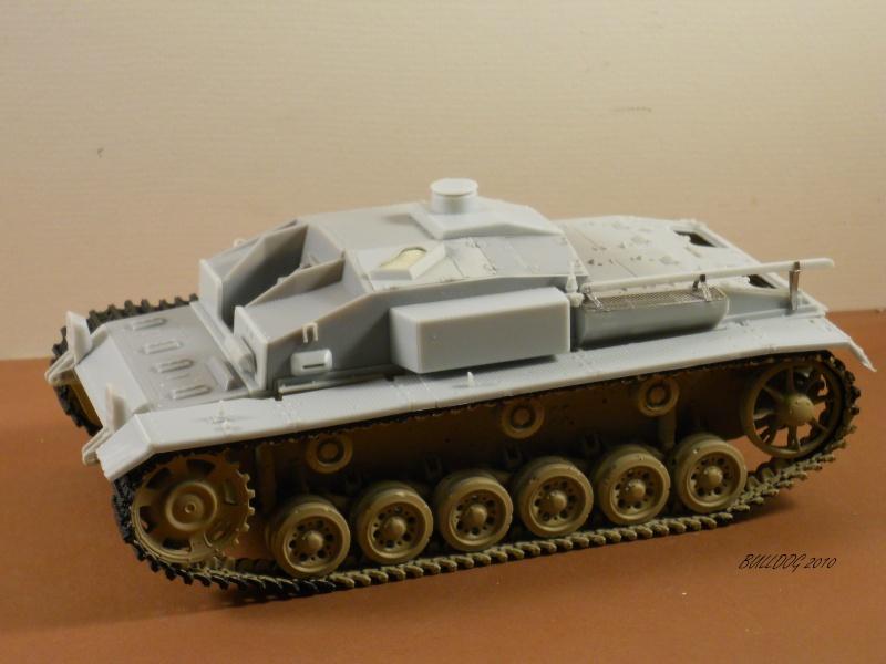 Stug III AusF F , 1/35 Dragon - Page 4 Stg3f027