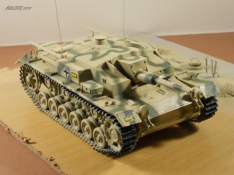 Stug III AusF F , 1/35 Dragon - Page 7 Stg3f040