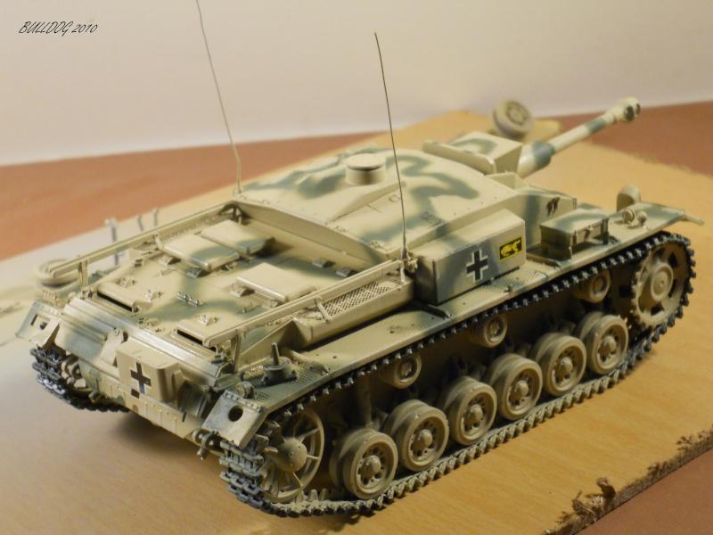 Stug III AusF F , 1/35 Dragon - Page 7 Stg3f041