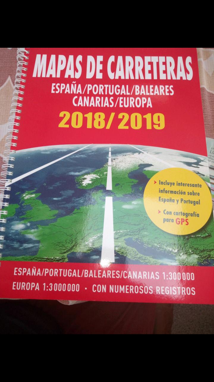 [ESPAGNE] guide routier Espagne 2019 Captur96