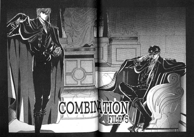 Shojo: Combination [Sei, Leeza (ancienne de Clamp)] Combin10