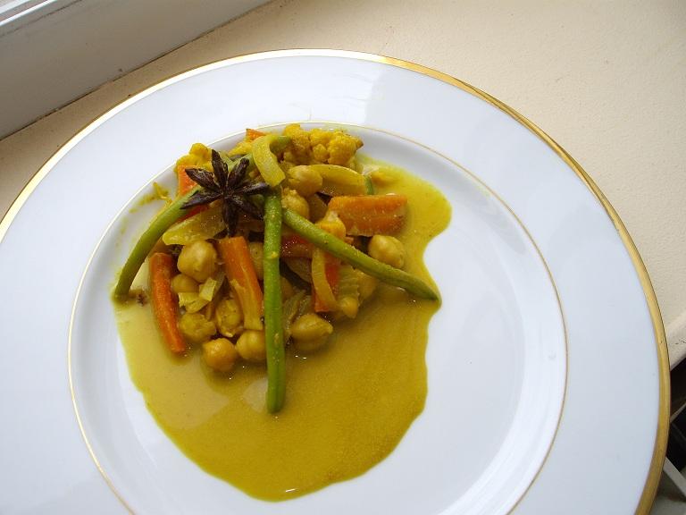 Mes menus végétariens pour tous les jours Curry10