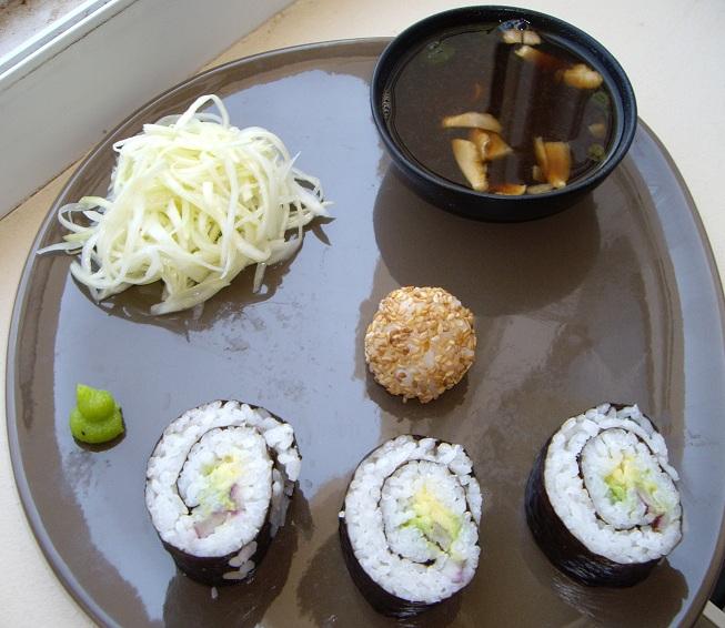 Mes menus végétariens pour tous les jours Japona10