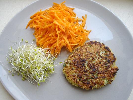 Mes menus végétariens pour tous les jours Quinoa10