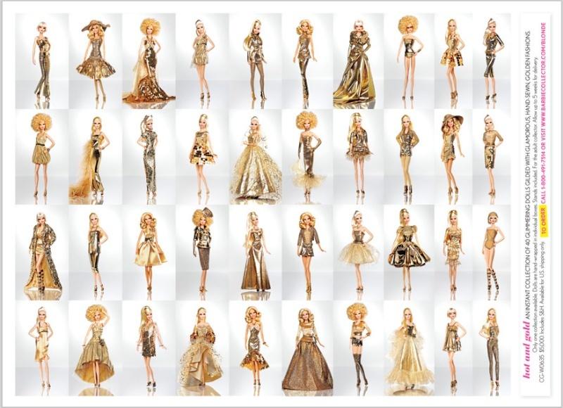 une barbie inconnue  Blonde11