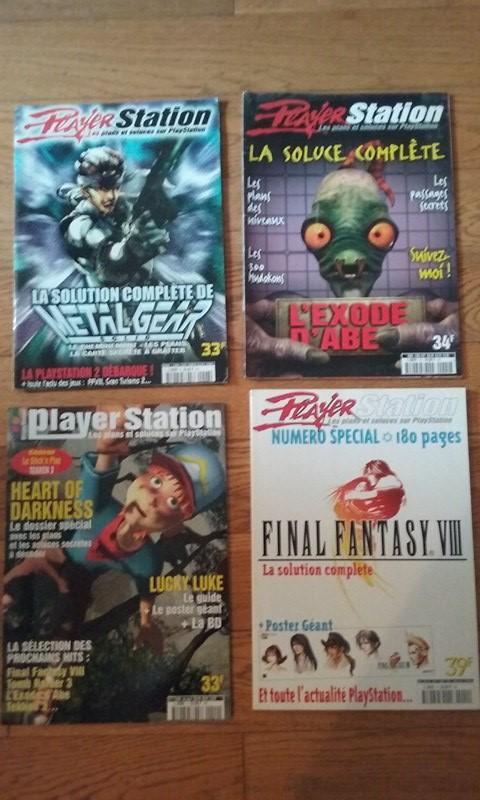 [EST] Magazines JV Player10