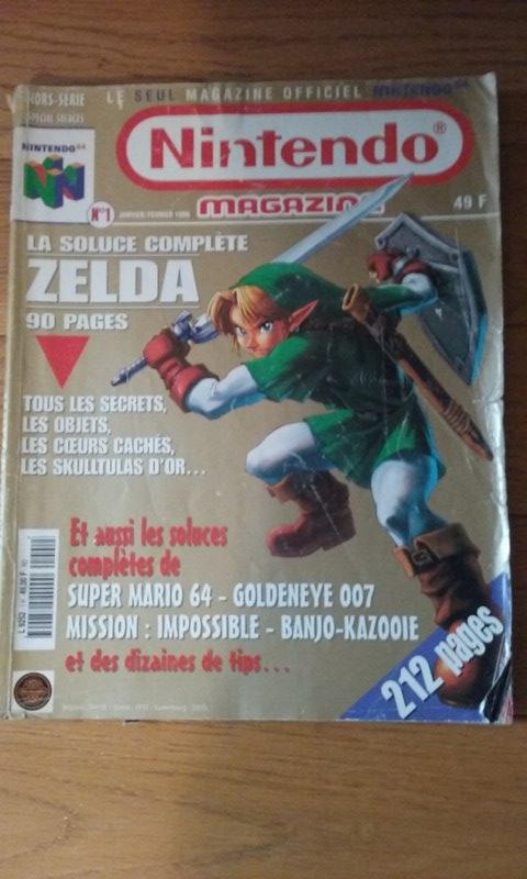 [EST] Magazines JV Zelda10