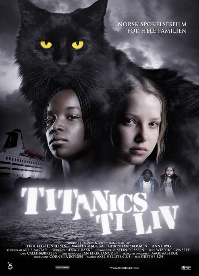 Les 10 vies du chat du Titanic [Film de 2007] Moviec10