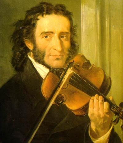 18 février 1782: naissance de Niccolo Paganini Pagani10
