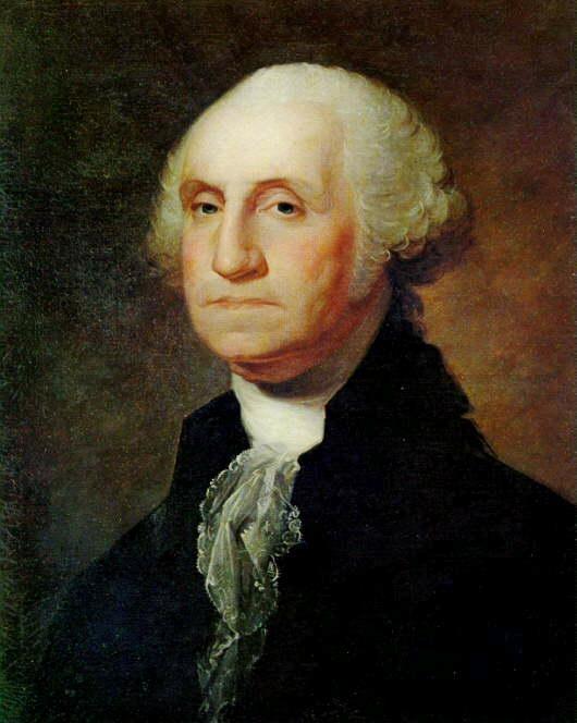 22 février 1732: naissance de George Washington Untitl13