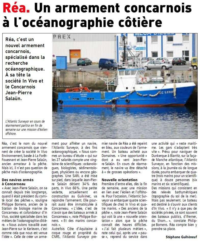 LE PORT DE CONCARNEAU - Volume 003 - Page 34 Rea10
