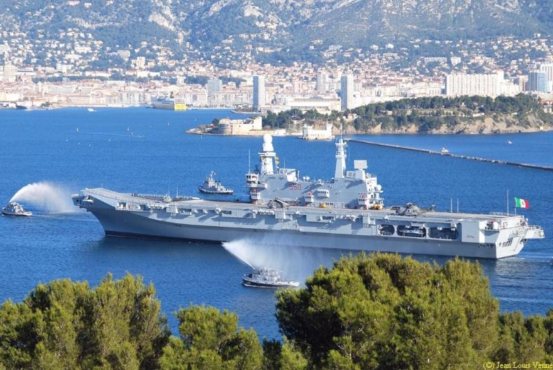 Les news en images du port de TOULON - Page 34 Cavour23