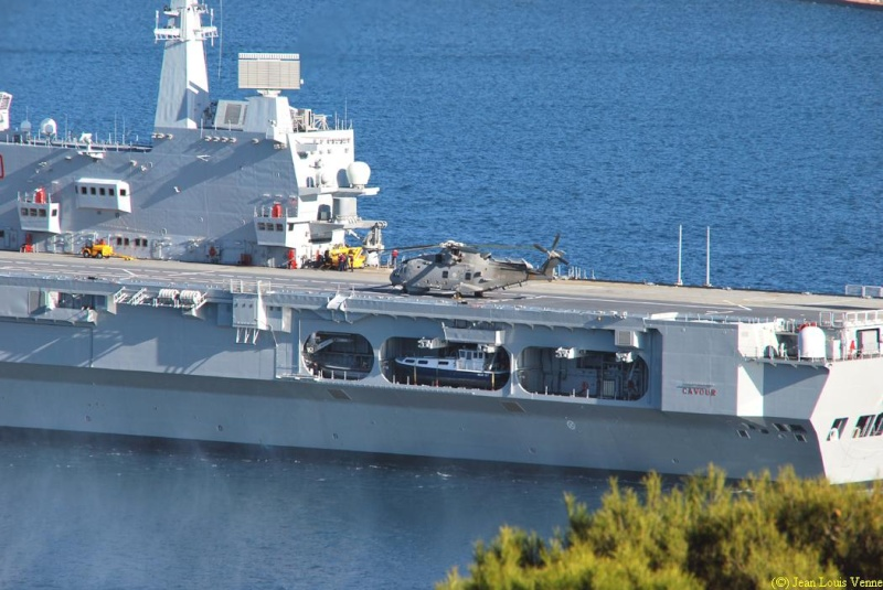 Les news en images du port de TOULON - Page 34 Cavour24