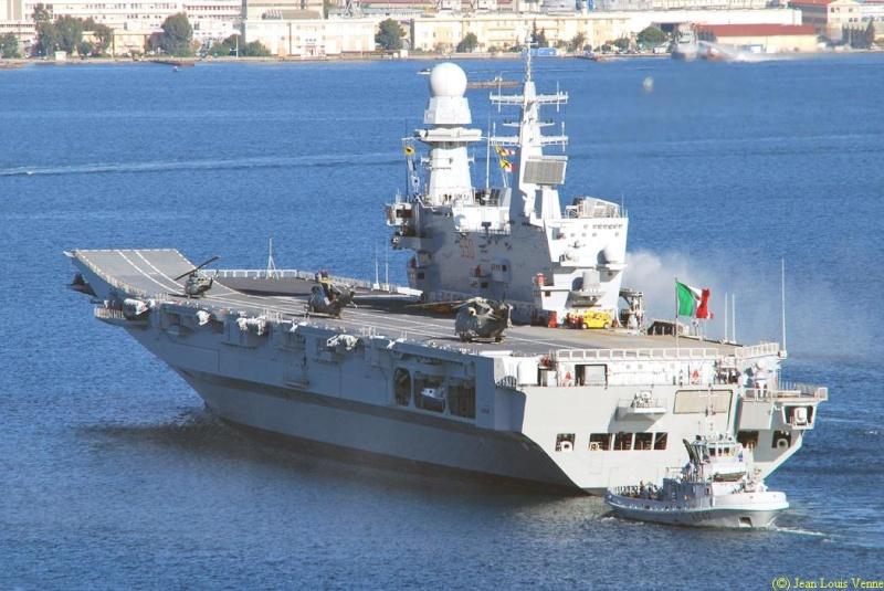 Les news en images du port de TOULON - Page 34 Cavour29