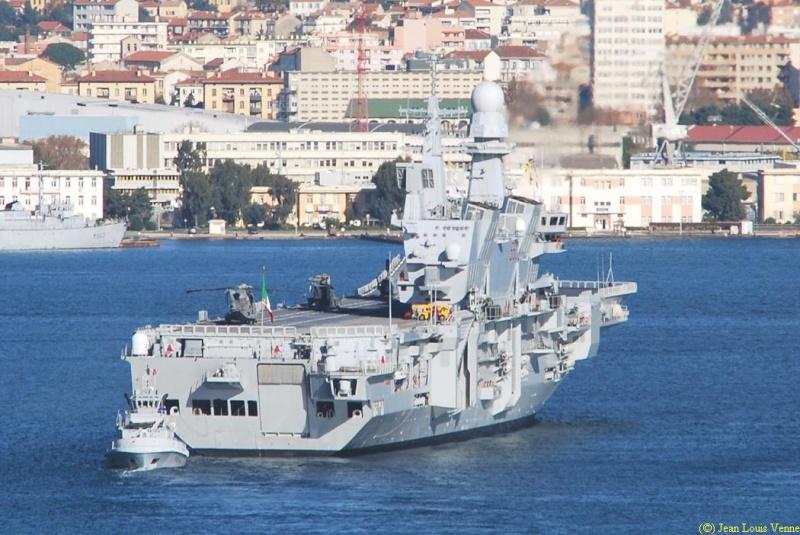 Les news en images du port de TOULON - Page 34 Cavour32