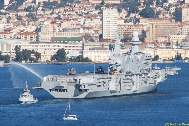 Les news en images du port de TOULON - Page 34 Cavour33