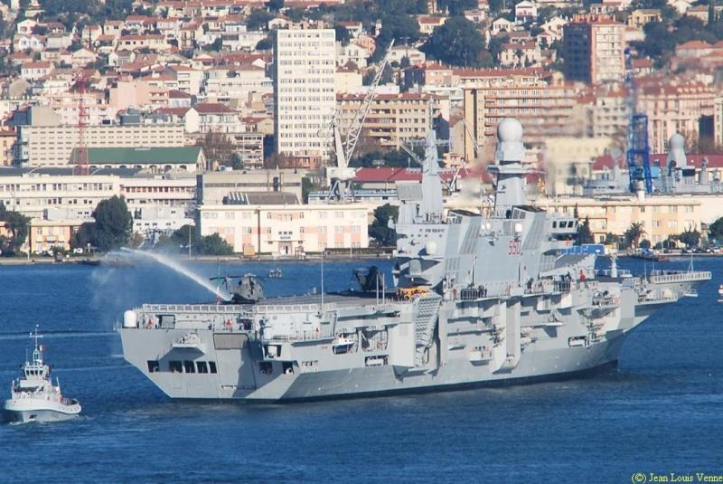 Les news en images du port de TOULON - Page 34 Cavour34