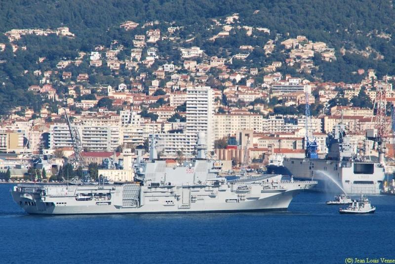 Les news en images du port de TOULON - Page 34 Cavour35