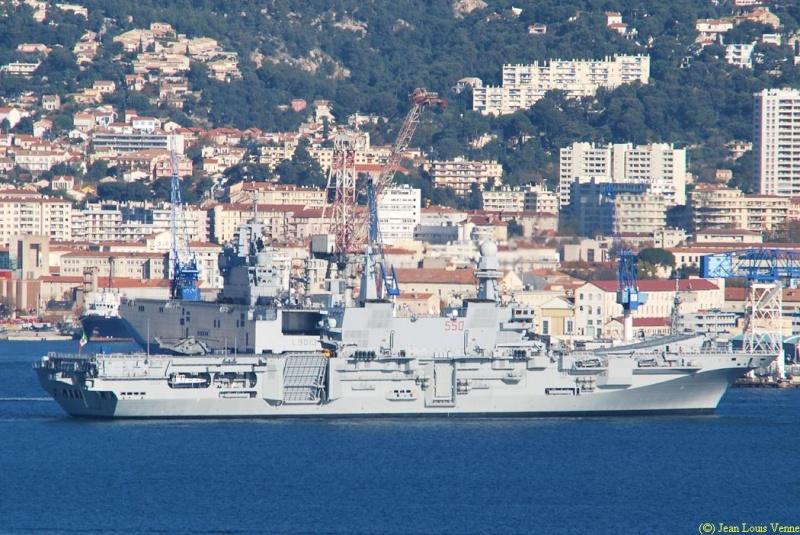 Les news en images du port de TOULON - Page 34 Cavour36